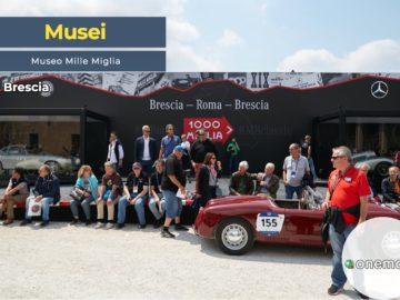 Museo Mille Miglia di Brescia