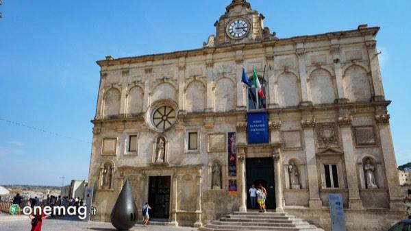 Cosa vedere a Matera: Palazzo Lanfranchi