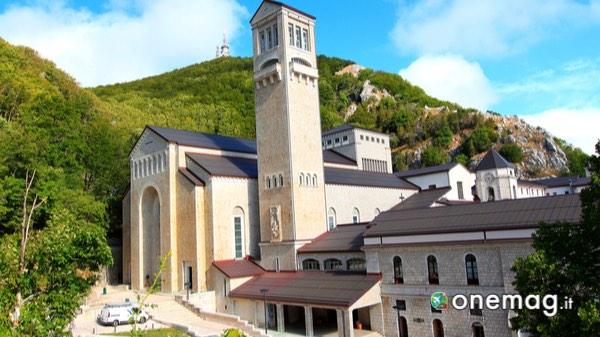 Cosa vedere ad Avellino: Santuario di Montevergine