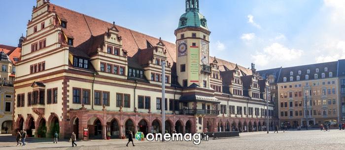Cosa vedere a Lipsia: il Vecchio Municipio