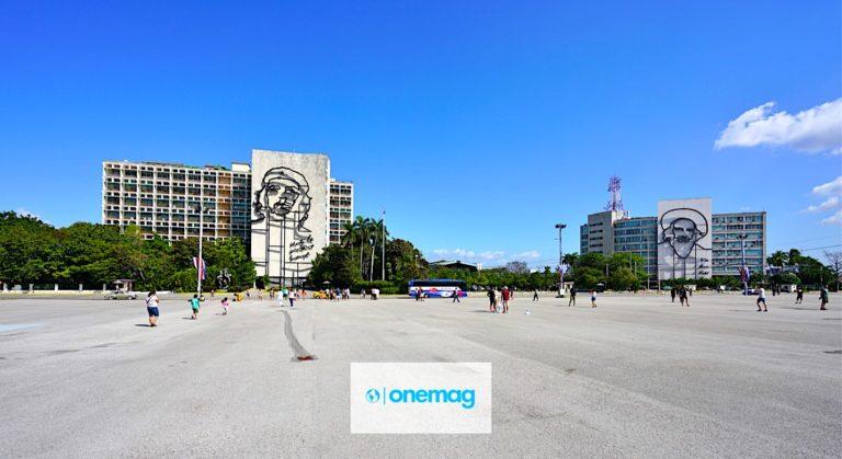 L'Avana, Plaza de la Revolucion