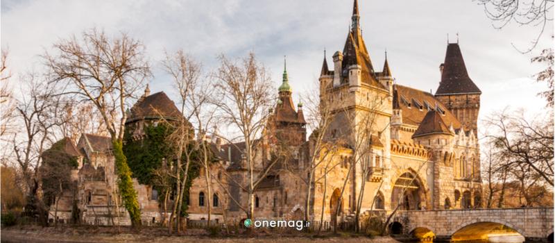 Cosa vedere a Budapest, il Castello Vajdahunyad