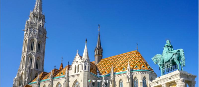 Cosa vedere a Budapest, la Chiesa di Mattia