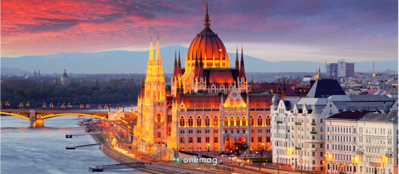 Cosa vedere a Budapest, il Parlamento