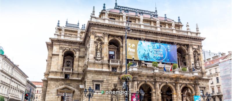 Cosa vedere a Budapest, Tealtro dell'Opera