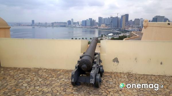 Cannone sulla Fortezza San Miguel