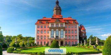 Polonia, il castello di Książ, guida al più grande maniero della Slesia