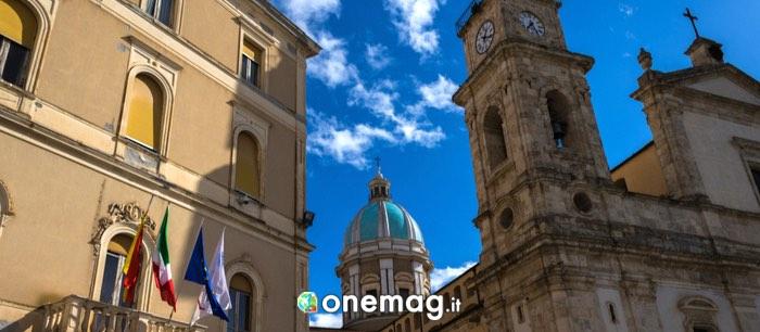 Cosa vedere a Caltanissetta: Duomo di Santa la Nova