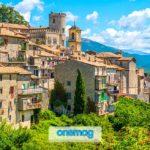 Cosa vedere a Orvinio, il borgo medievale di Rieti