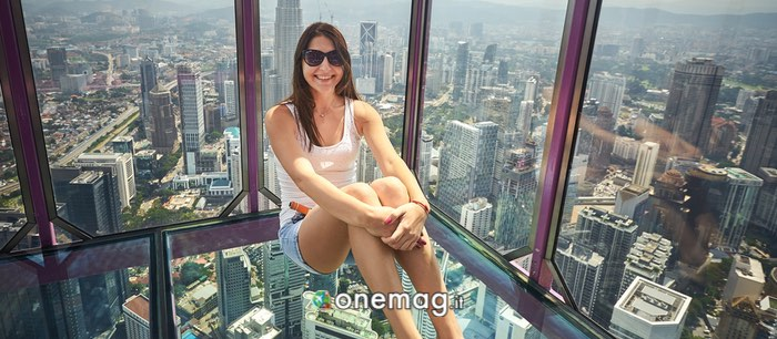 Cosa vedere a Kuala Lumpur: KL Tower
