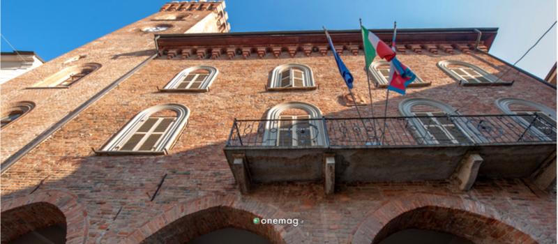 Cosa vedere a Nizza Monferrato, Municipio