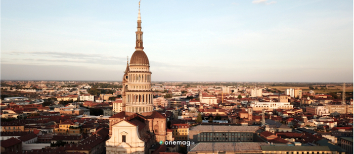 Cosa vedere a Novara, veduta