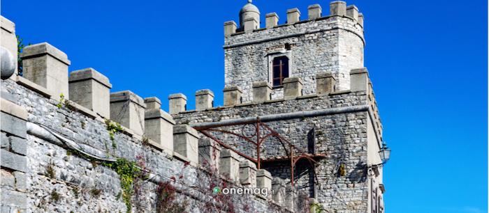 Cosa vedere a Orvinio, castello