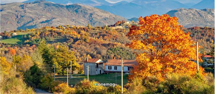 Cosa vedere a Orvinio, panorama
