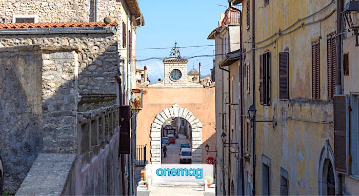 Cosa vedere a Orvinio, centro storico