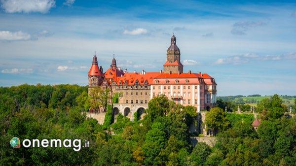 Storia del castello di Książ