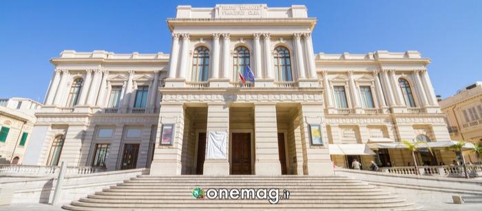 Cosa vedere a Reggio Calabria: Teatro Francesco Cilea