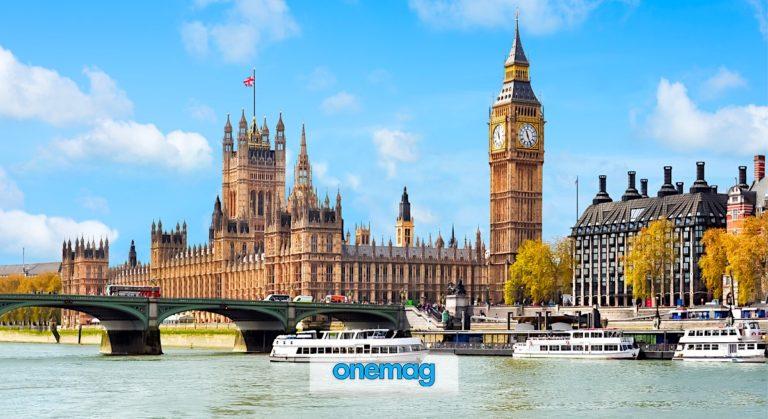 Westminster Palace a Londra