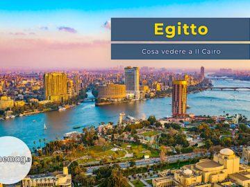 Cosa vedere a Il Cairo