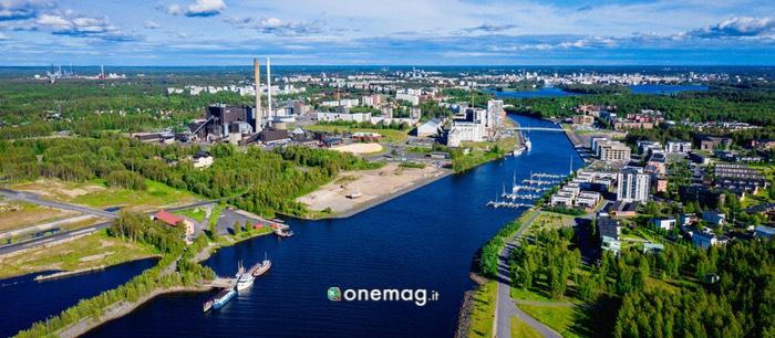 Cosa vedere a Oulu Finlandia