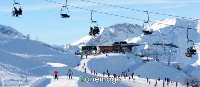 Dove sciare a Sauze d'Oulx