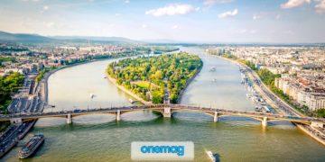 L'Isola Margherita di Budapest