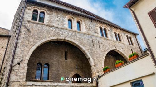 Cosa vedere ad Anagni: il Palazzo dei Papi