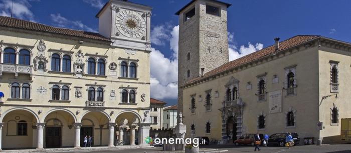 Cosa vedere a Belluno: Palazzo dei Rettori