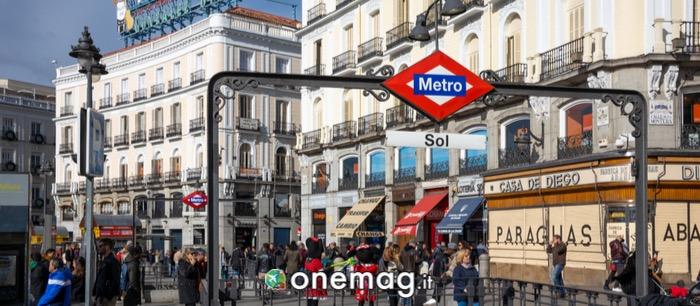 Quartieri di Madrid: Puerta del Sol
