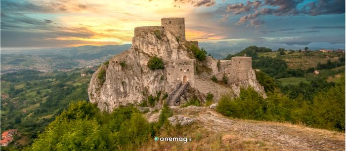 Cosa vedere a Tuzla, il castello di Srebrenik