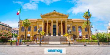 Teatro Massimo di Palermo, storia e curiosità