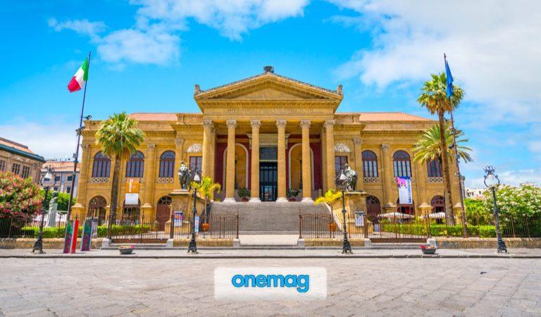 Teatro Massimo di Palermo | Storia e curiosità