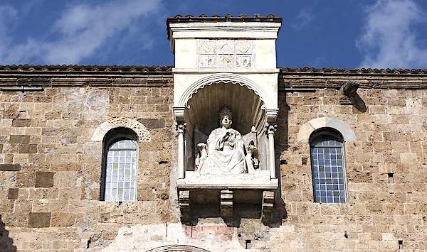 Cosa vedere adi Anagni, particolare della Cattedrale