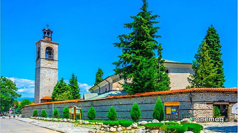 La chiesa della Santa Trinità a Bansko