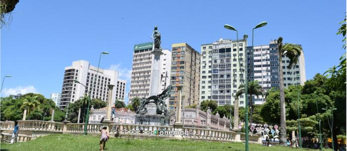 Cosa vedere a Belem, Piazza della Repubblica