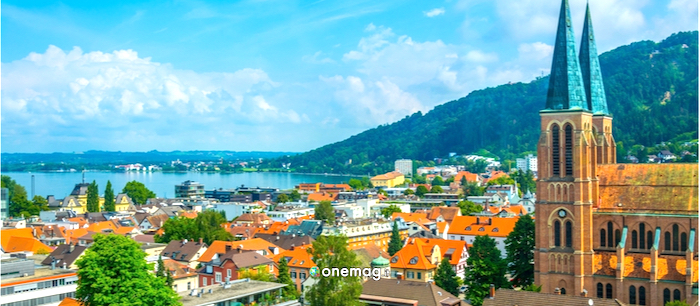Cosa vedere a Bregenz, veduta