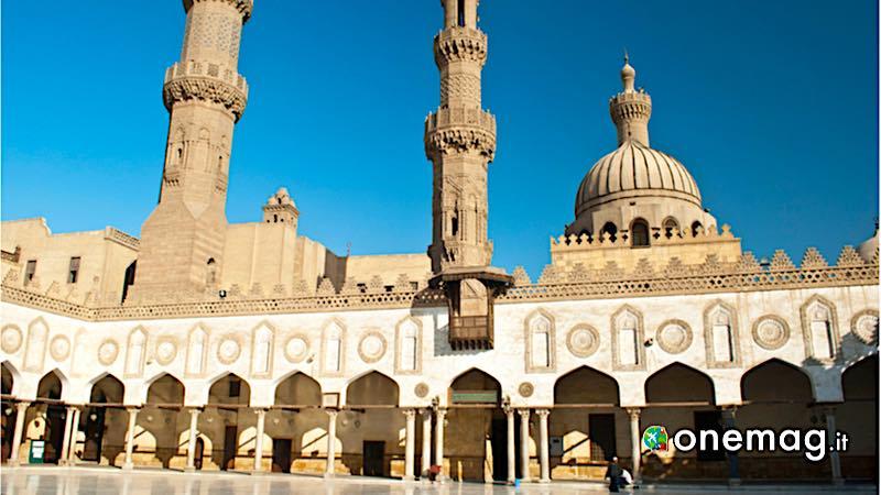 La Moschea di Al-Azhar, Il Cairo