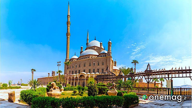 La Moschea di Muhammad-Ali, Il Cairo
