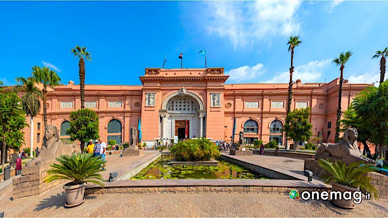 Il Museo Egizio del Cairo