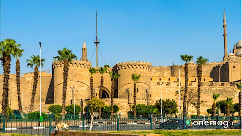 La Cittadella, Il Cairo