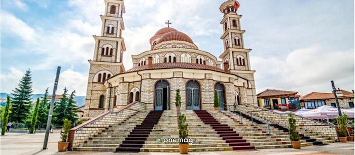 Cosa vedere a Coriza, la Cattedrale Risurrezione di Cristo