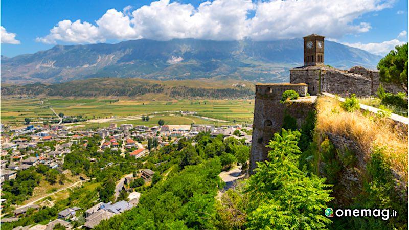 Castelli nel distretto di Diber, Albania