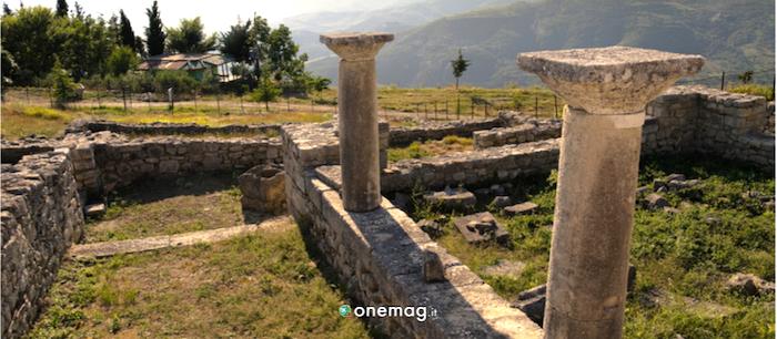 Cosa vedere a Fier, i resti archeologici di Byllis