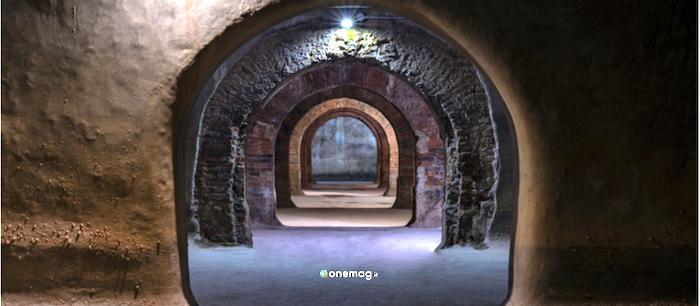 Cosa vedere a Fermo, cisterne romane