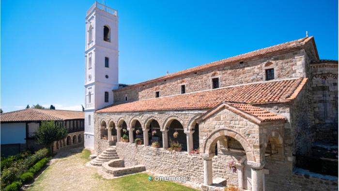 Cosa vedere a Fier, Monastero di Ardenica