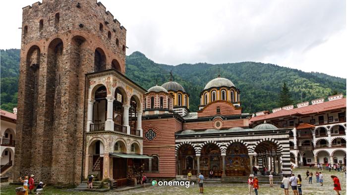 Monastero di Rila, Torre di Hrelio