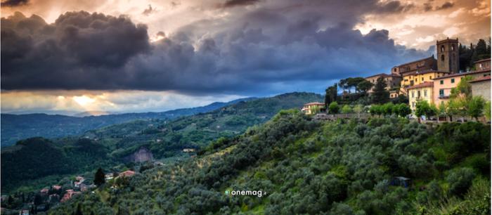 Cosa vedere a Montecatini Terme, Montecatini Alto