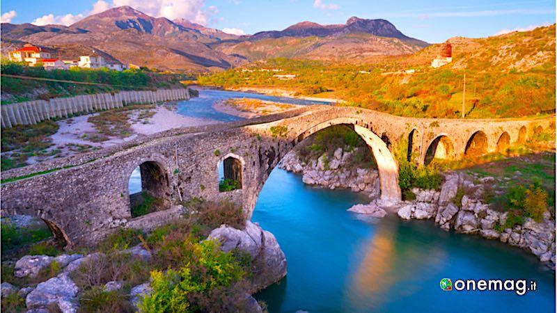 Ponte di Mezzo, Mes, Scutari