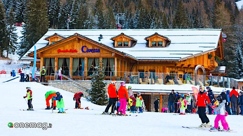 Dove sciare ad Alleghe