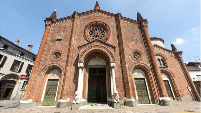 Cosa vedere a Soncino, Cattedrale di Santa Maria Assunta